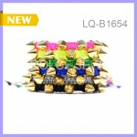Free-Shipping-Trendy-10pcs-lot-Punk-Style-Gold-font-b-Spikes-b-font-font-b-Neon