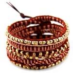 chan_luu_redmix_gold_wrap_bracelet_g