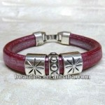 10mm_regaliz_leather_tennis_bracelet_for_women